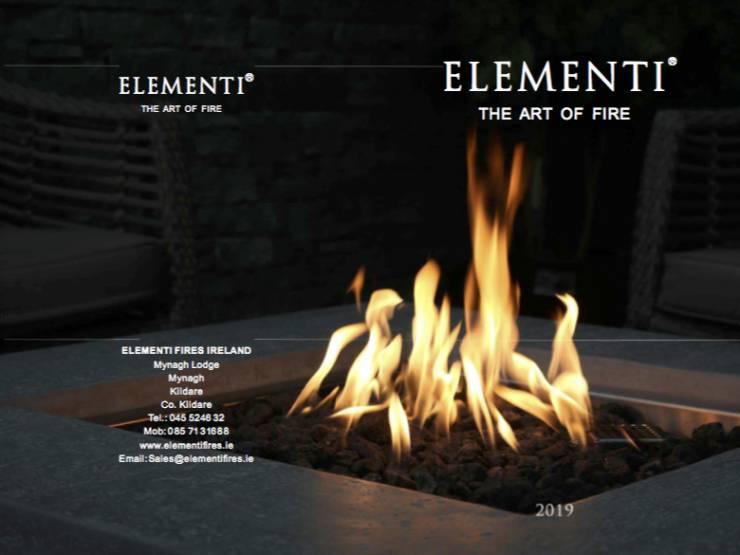 Elementi 2019 brochure cover