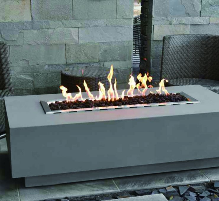 Elementi Fires Gas Fire Pits In Ireland
