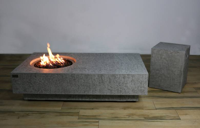 Metropolis Fire Table