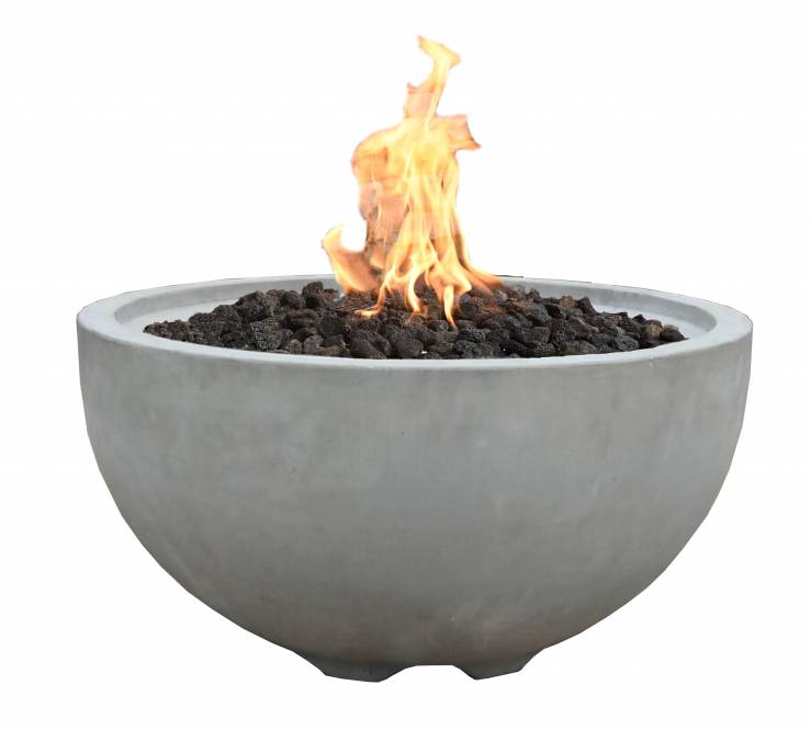 Nantucket fire pit