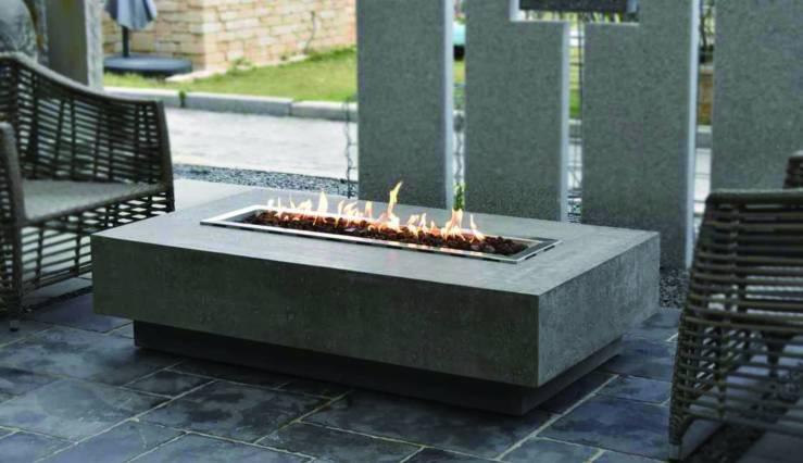 OFG139 Hampton fire table
