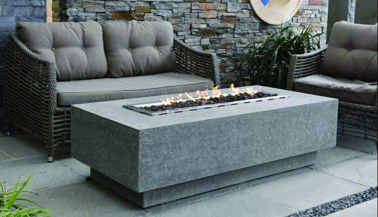 OFG126 Kingsale fire table